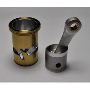 Piston/Liner/Conrod OSSPEED 21XZ-B Spec.III 2AN03010
