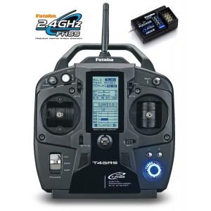 Radio Futaba 4GRS / Récepteur R304SB 01000045
