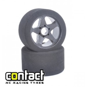 CONTACT TYRES 1/8 FRONT 45° 5S(2) J84506