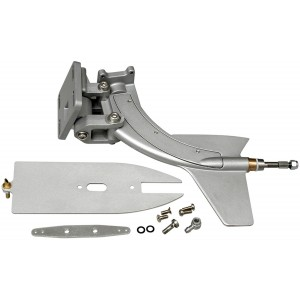O.S. Outboard Lower Unit Assembly OS23871000