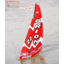 Sailboat Orion 465mm RTR(Red) 8803(Red)