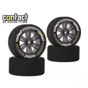Treno CONTACT 1/10 26/30mm 37°/40° Jap CARBON