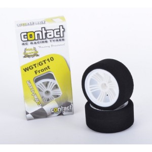 CONTACT TYRES foam WGT/GT10 42Sh FRONT JW42FA