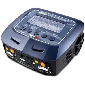 SkyRC D100-V2 Dual Charger 2x100W 240VAC/12VDC SK100131