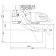 O.S. 21XM VII Outboard Air Cooled Marine Engine 13941