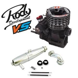 O.S. SPEED R2103 Rody/2098