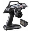 RADIO SANWA M12S-RS PC + RECEPTEUR RX482 S.101A32371A