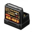 RECEIVER SANWA RX-482 S.107A41257A