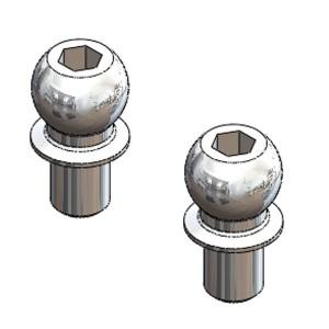 Bille Diam. 5X6mm(2) 03035-6