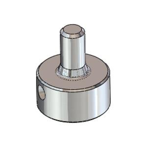 Axe de roue arriere droit 02019-3