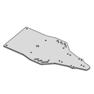 Chassis Aluminum 02007-8