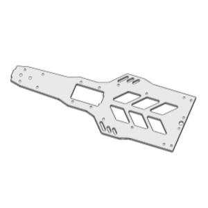 Chassis Aluminum 03417-1
