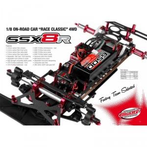 SSX-8R Car Kit 00130