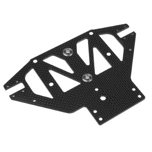 Front Lower Suspension Plate 00130-006
