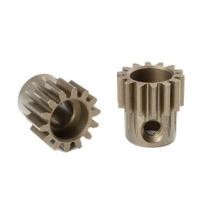 Pinion 32DP-17T STEEL shaft 5mm 72517