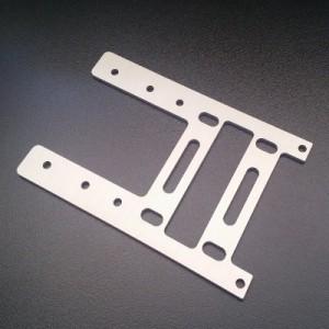 Plaque arrière chassis 00113-4