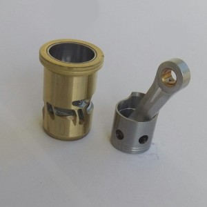 Kit Piston/Liner/Conrod SPEED R21 EURO SPEC 2C403010