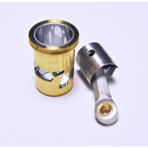 Piston/Liner/Conrod OSSPEED B2103 type R 2BP03010