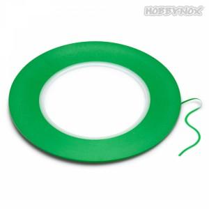 Ruban de masquage Fineline, vert tendre 1.5mmx55m HN301555