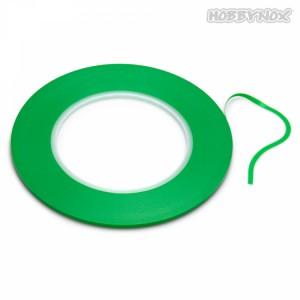 Ruban de masquage Fineline, vert tendre 3mmx55m HN303055