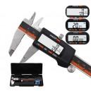 Pied a Coulis 150mm LCD Numérique INOX
