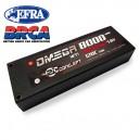 LIPO 8000 MAH 2S 7,6V HV 120C HARD CASE 50C51800000