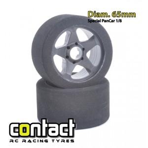 CONTACT Pneus 1/8 Avant 32° 5R 65mm(2)