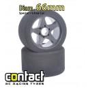 CONTACT Pneus 1/8 Avant 32° 5R 66mm(2)