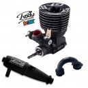 COMBO O.S. R21GT Tuned Rody/EFRA 2115HD