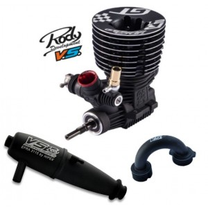 KIT O.S. R21-GT Tuned Rody/EFRA 2115HD
