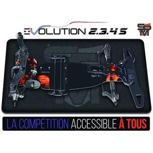 EVOLUTION 2.3.4S(Electrique) 4x2
