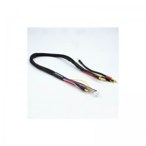 Câble de charge 2x2S PK 4.0/5.0mm(60cm) - UR46504