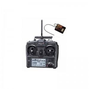 RADIO SANWA EXZES ZZ + RECEPTEUR RX472 101A32071A
