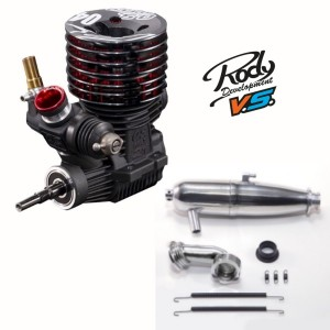 O.S. SPEED R2104 Rody/2165