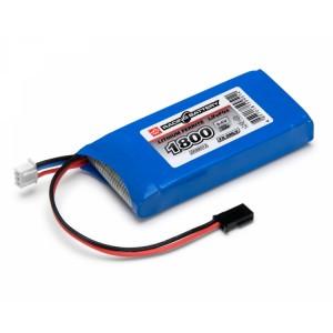 Batterie émetteur Li-Fe 6,6V 1800mAh LF99512
