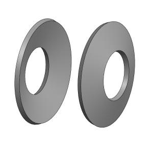 Rondelle belleville 3mm(2) 03454-4