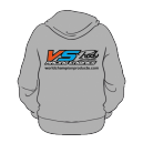 Sweat Hoody VS GREY-XXL VS15003-XXL