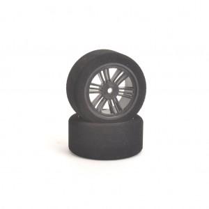 CONTACT schiuma 1/10 30mm Post. 35° Jap CARBON(2) J13574