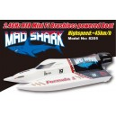 Mad Shark F1 Boat 2.4G RTR Brushless JW8205
