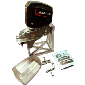 Scale Outboard Cowl XM .21 MH001