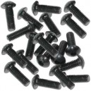 Screw M3x6 TBEI round allen head(20) SPM00248