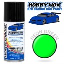 NEON GREEN R/C Racing Car Spray Paint 150 ml HN1408