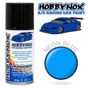 NEON BLUE R/C Racing Car Spray Paint 150 ml HN1407