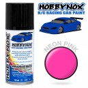 FLUO PINK R/C Racing Car Spray Paint 150 ml HN1405