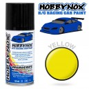 YELLOW R/C Racing Car Spray Paint 150 ml HN1300