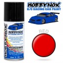 RED R/C Racing Car Spray Paint 150 ml HN1302