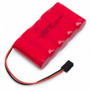 Nimh 6V Receiver pack 1800mAh Flat YT1800A