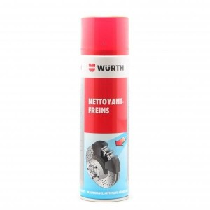 Wurth Brake Cleaner - 500Ml 08901087