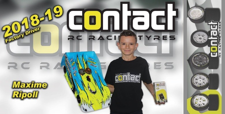Gomme CONTACT